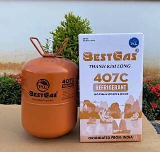 Gas lạnh R407C Bestgas