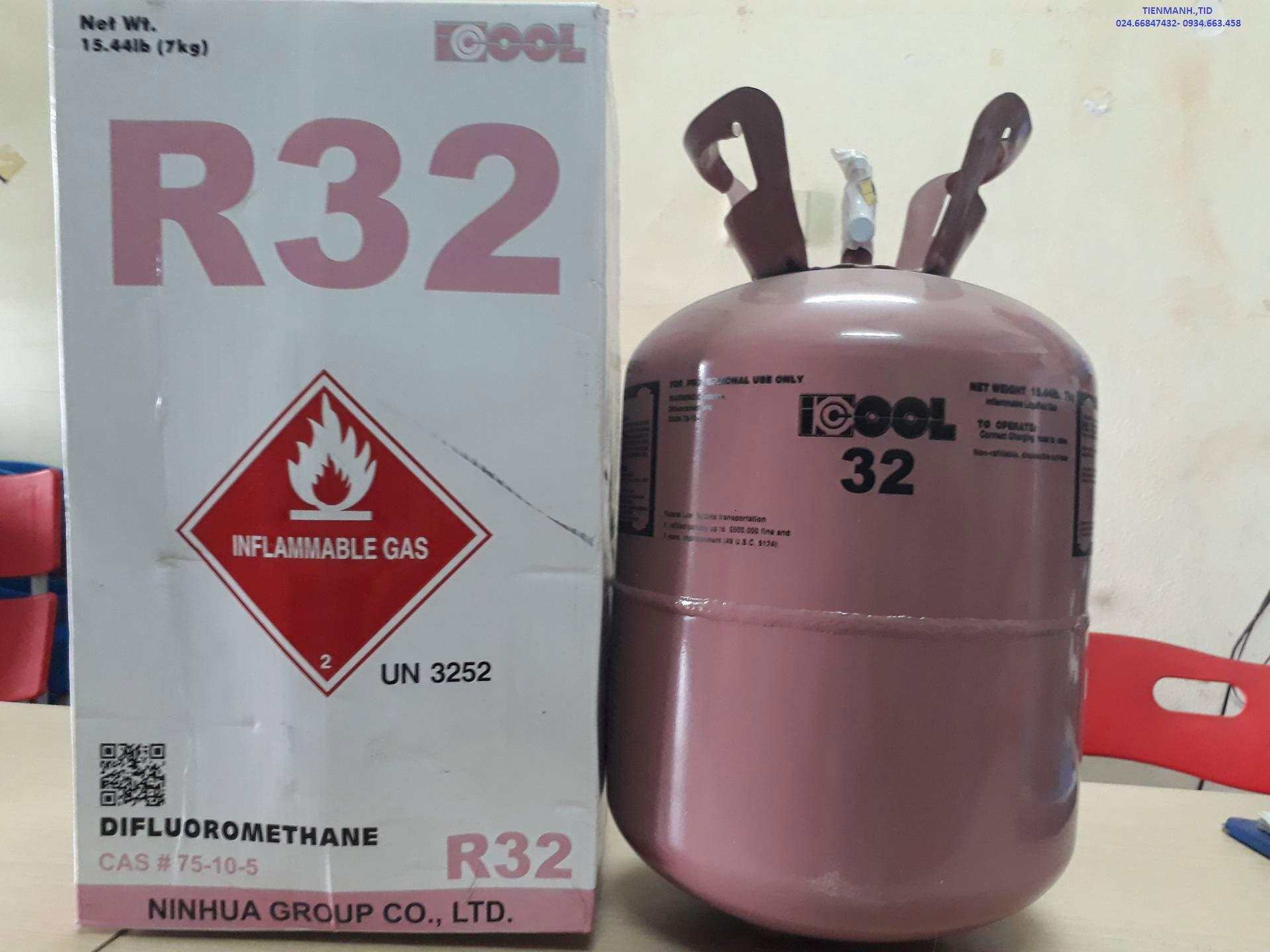 R32 Icool