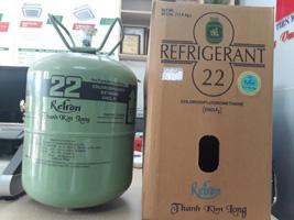 Gas lạnh R22 Refron Ấn Độ