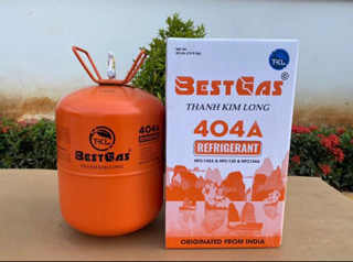 Gas lạnh R404A Bestgas