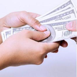 Dịch vụ đổi tiền