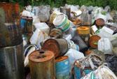 Xử lý hóa chất độc hại