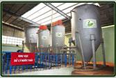 Xử lý nước thải công nghiệp nguy hại