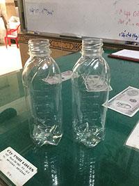 Chai nhựa