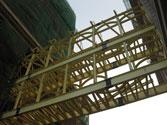 Lắp đặt kết cấu thép
