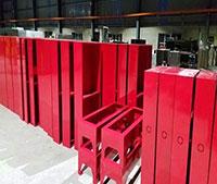 Vỏ tủ điện cứu hỏa
