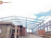 Công ty thi công kết cấu thép nhà xưởng