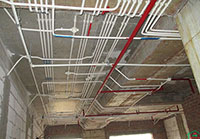 Nhà thầu cơ điện công trình