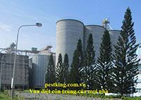 Dịch vụ khử trùng silo