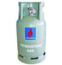 Bình gas Petrovietnam xám 12kg