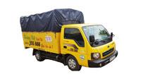 Dịch vụ vân chuyển xe 2 tấn