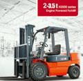 Xe nâng hàng 3 tấn Trung Quốc