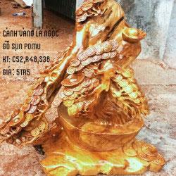 Cành vàng lá ngọc gỗ sụn pomu