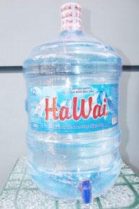 Nước uống đóng bình Hawai