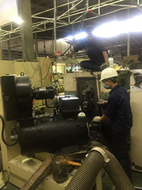 Máy sản xuất bao bì carton