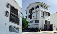 Thiết kế kiến trúc biệt thự