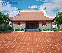 Thiết kế kiến trúc đình chùa