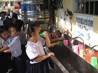 Xử lý nước cấp cho trường học