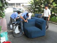 Dịch vụ giặt ghế thảm