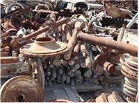 Thu mua phế liệu sắt - thép