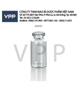 Chai kháng sinh 15ml
