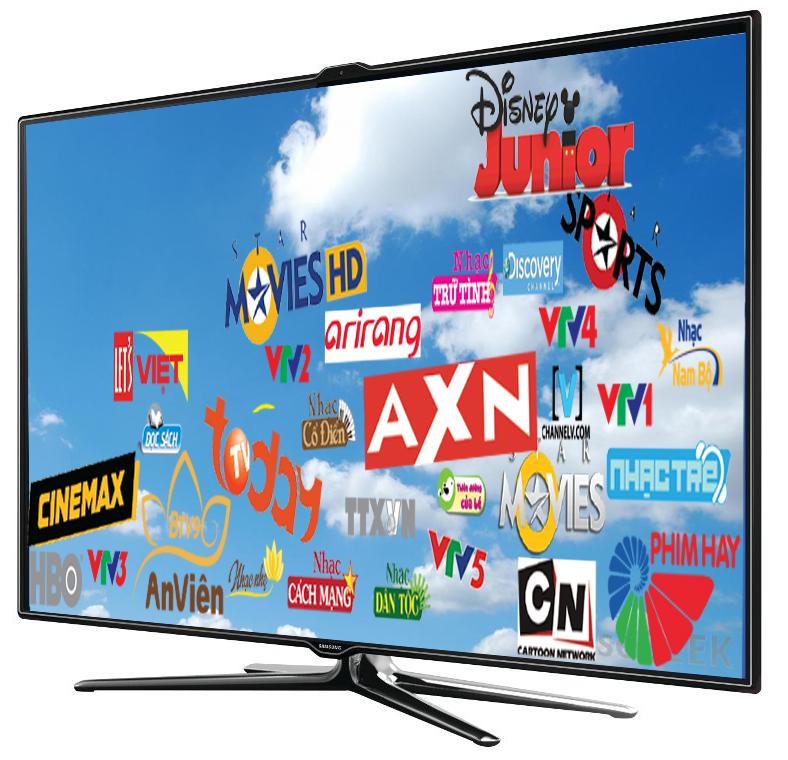Dịch vụ quảng cáo truyền hình