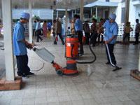 Dịch vụ vệ sinh công cộng