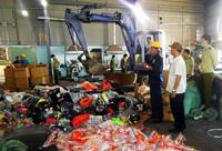 Dịch vụ xử lý rác thải chất thải