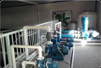 Hệ thống xử lý nước thải nhà máy