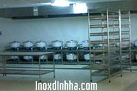Tủ bếp công nghiệp