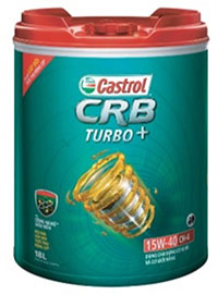 Castrol CRB Turbo+15W40