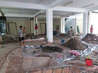 Sửa chữa cải tạo tòa nhà