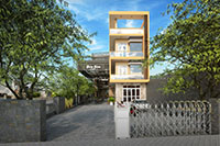 Thiết kế kiến trúc dân dụng