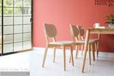 Set bàn ăn Hana - tự nhiên