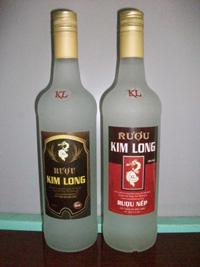 Rượu Kim Long