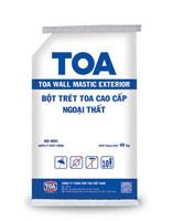 Bột trét TOA Wall Mastic ngoại thất