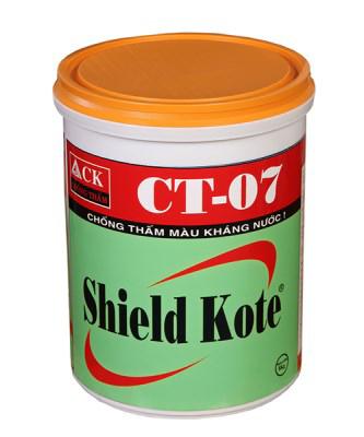Sơn chống thấm màu Shield Kote CT-07