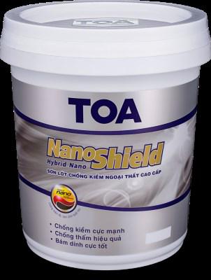 Sơn lót chống kiềm TOA Nanoshield