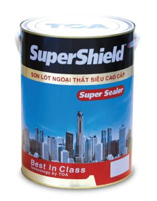 Sơn lót ngoại thất Supershield Sealer