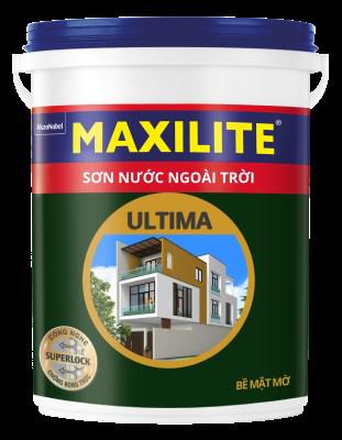 Sơn nước ngoài trời Maxlite Ultima