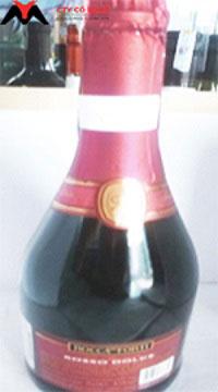 Rượu vang nổ đỏ Chatcau
