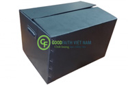 Thùng nhựa Danpls ESD chống tĩnh điện