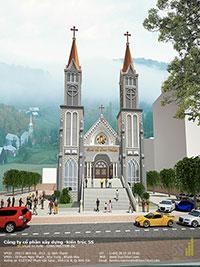 Thiết kế nhà thờ