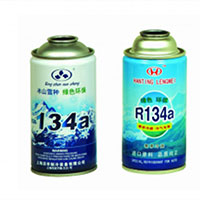 Gas Ion 134a