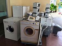 Thu mua máy giặt thanh lý