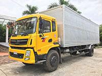 Ô tô tải thùng kín