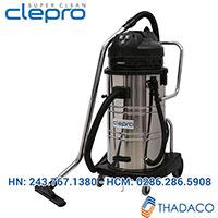 Máy hút bụi nước Clepro CP802J