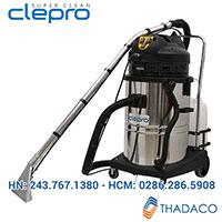 Máy giặt thảm phun hút Clepro CP602SC