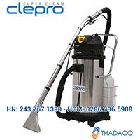 Máy giặt thảm phun hút Clepro CS C140