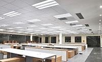 Lắp đặt hệ thống chiếu sáng nhà xưởng
